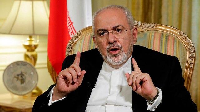 Iran's FM Zarif (Photo: AP)