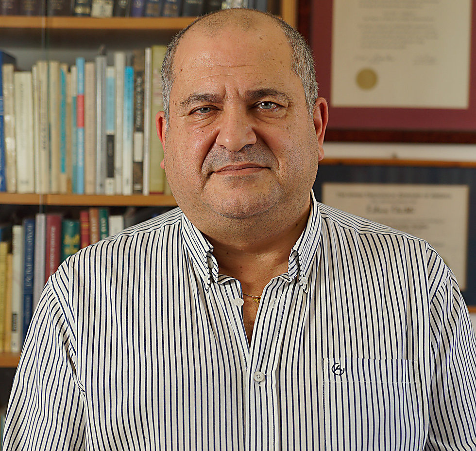 איתן שיקלי (צילום: איתי נדב, מכון שכטר למדעי היהדות)