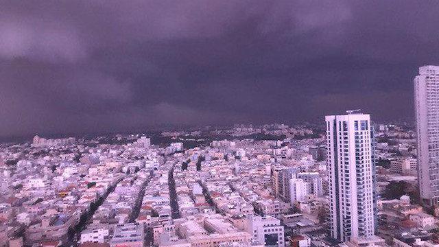 דרום תל אביב (צילום: שלמה פשה)
