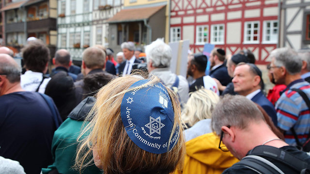 Although Diaspora Jews enjoy freedom of religion and faith and aren't facing an existential threat, many of them are drifting away from their Jewishness (Photo: AFP)