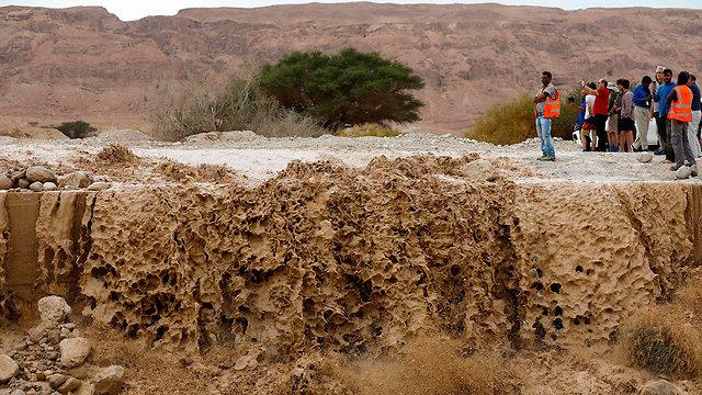 שיטפונות (צילום: AFP)