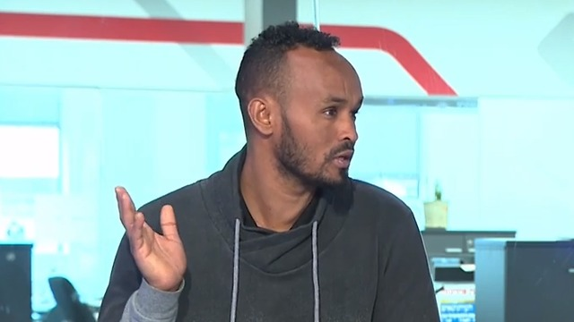 Eritrean asylum seeker Kabraham Tawadla said he and his friends will never consent to leave Israel (Ynet)