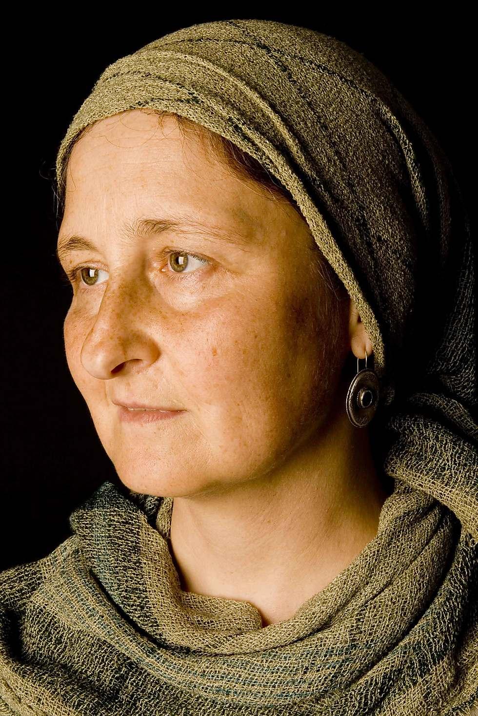 שרה פרידלנד-בן ארזה (צילום: מיכה שמחון )