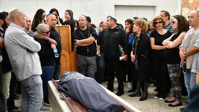 הלוויה מעין ברהום ז