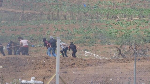 (Photo: IDF Spokesman)
