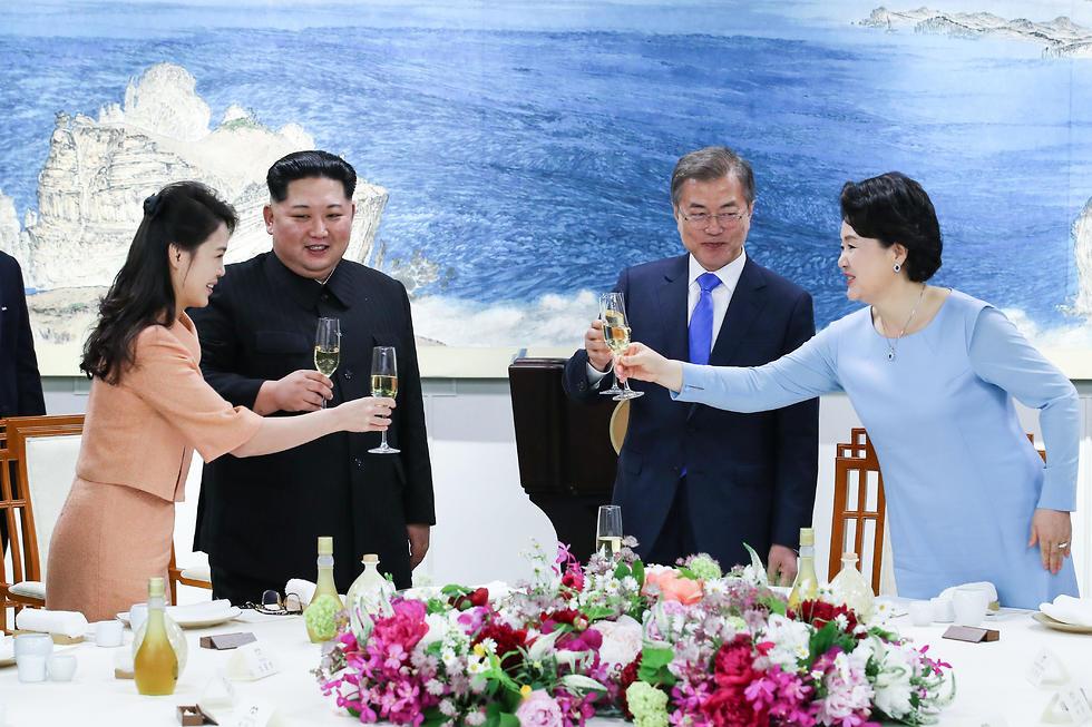 שתי הרעיות (צילום: AFP)