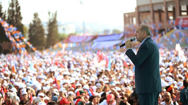Turkish President Recep Tayyip Erdogan (Photo: EPA)