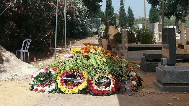 הלוויה רומי כהן (צילום: זהר שחר)