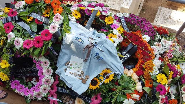 הלוויה גלי בללי (צילום: צביקה טישלר)