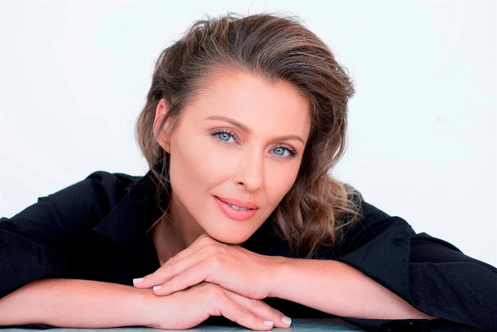 """איבונה קרוגליאק בקמפיין לחברת """"GIGI מעבדות קוסמטיקה"""" (צילום: עידו לביא)"""