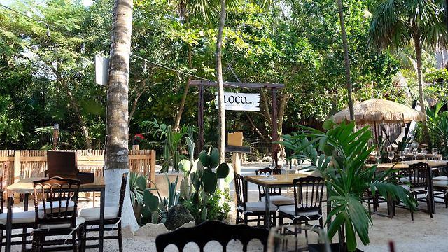 מסעדת לוקו, טולום מקסיקו (באדיבות loco)