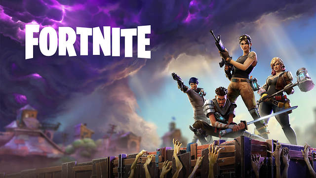 Fortnite (צילום: Epic Games)