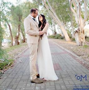 החתונה של לידור ורועי | צילום: אוריאל מלסטר ()