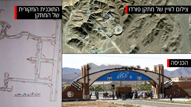 ארכיון הכור הגרעיני באיראן ( )