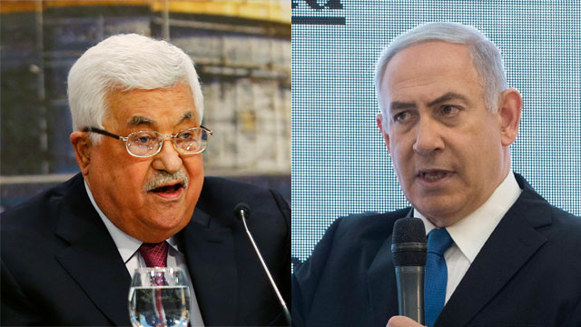 Mahmoud Abbas and Benjamin Netanyahu (Photo: AP, EPA)