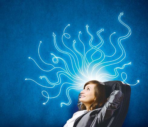"""המוח מתוכנת """"לחפש"""" התנהגויות שגורמות לעלייה בדופמין  (צילום: Shutterstock)"""