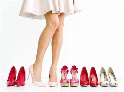 נעליים עם רגשות (צילום: Shutterstock)