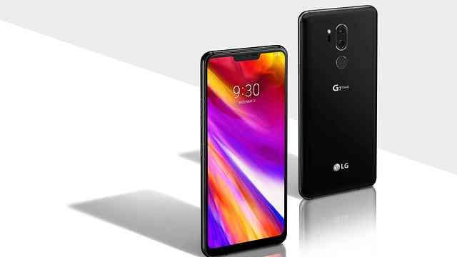 LG G7 (צילום: יח