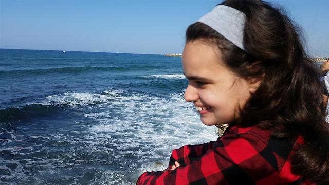 גאיה אוחיון (צילום: רחל אוחיון)