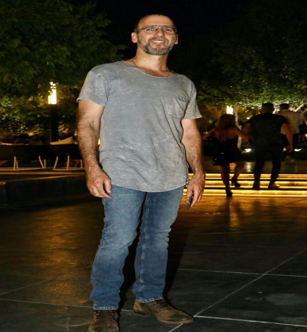 בועז קונפורטי קז'ואל (צילום: אמיר מאירי)