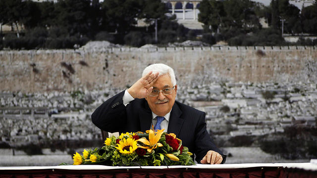 It took Abbas five days to understand that he is jeopardizing the donor countries' aid funds and getting in trouble with the White House and with the EU (Photo: Reuters)