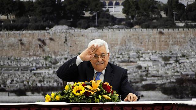 President Abbas (Photo: Reuters)