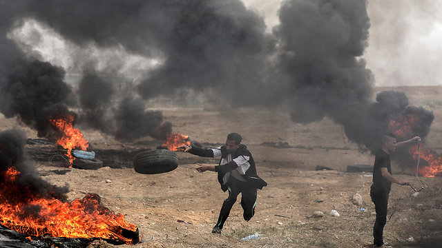 Even Hamas has lost control over these people (Photo: EPA)