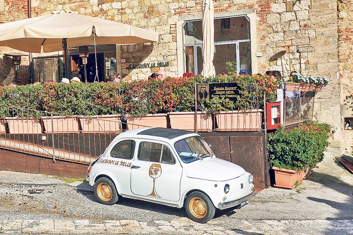 בר יינות במונטפוליצ'יאנו