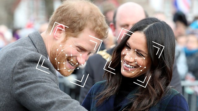הנסיך הארי מייגן מרקל (צילום: Getty Images)
