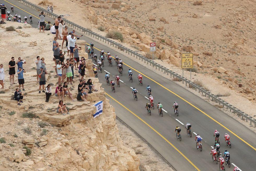 ג'ירו ד'איטליה ישראל (צילום: אורן אהרוני)