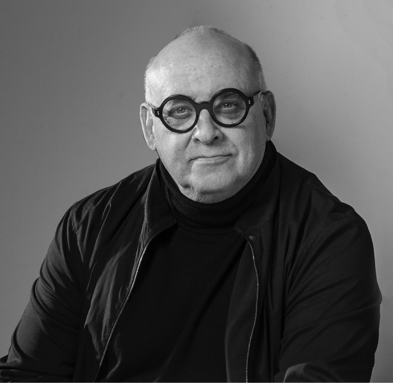 Архитектор Амир Манн. Фото: Илья Мельников