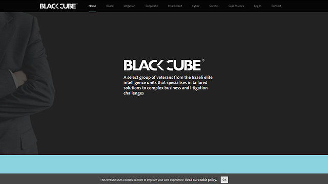 Black Cube made headlines as part of the Harvey Weinstein affair