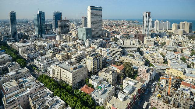 תל אביב (צילום: shutterstock)