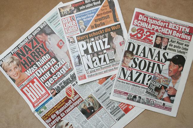 כותרת זהה בכל העולם (צילום: Gettyimages)