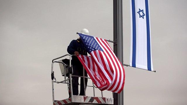 הכנות בירושלים להעברת שגרירות ארה