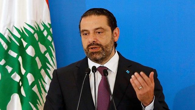 Lebanon's Prime Minister Saad al-Hariri  (Photo: AFP)