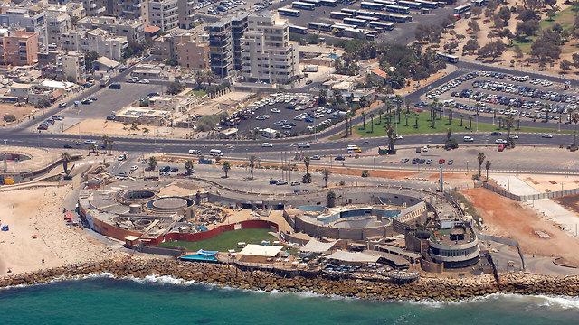 ה דולפינריום ב תל אביב 2008 (צילום: משה מילנר, לע
