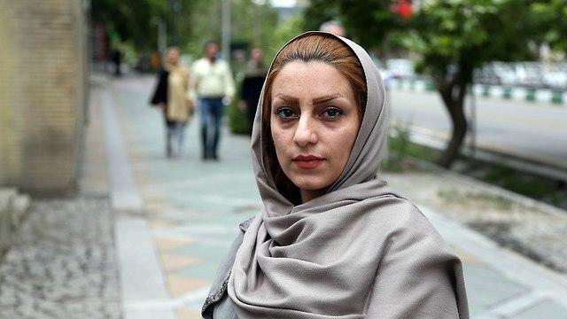 איראנים מדברים על הסכם הגרעין לקראת הכרעת דונלד טראמפ טהרן איראן (צילום: AP)