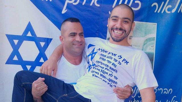 Azaria upon his release from prison