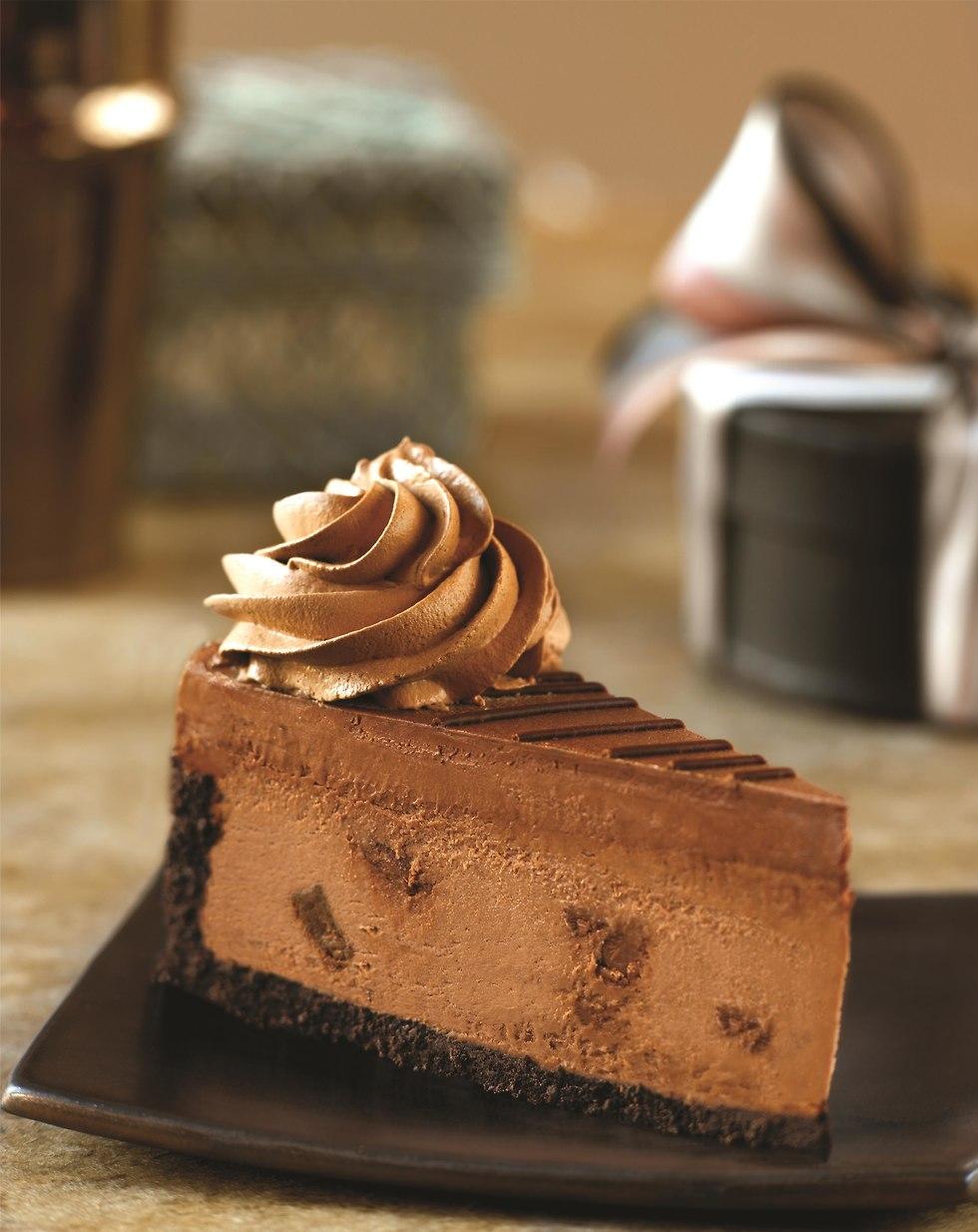 עוגה של צ'יז קייק פקטורי (צילום: יח
