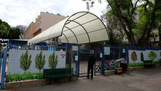 בית ספר בכור לוי ב רחובות חינוך מפת החינוך של ישראל  (צילום: אבי מועלם)