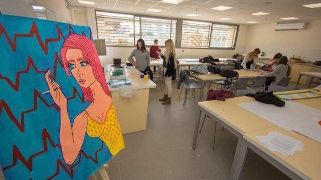 מעבדה בית ספר גולדה ב פתח תקווה  ()