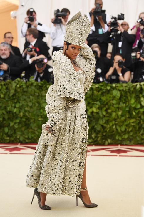 אירוע האופנה הגדול בשנה: מה לבשו הכוכבות למט גאלה בניו יורק. לחצו על התמונה לכתבה המלאה (צילום: Jamie McCarthy/GettyimagesIL)