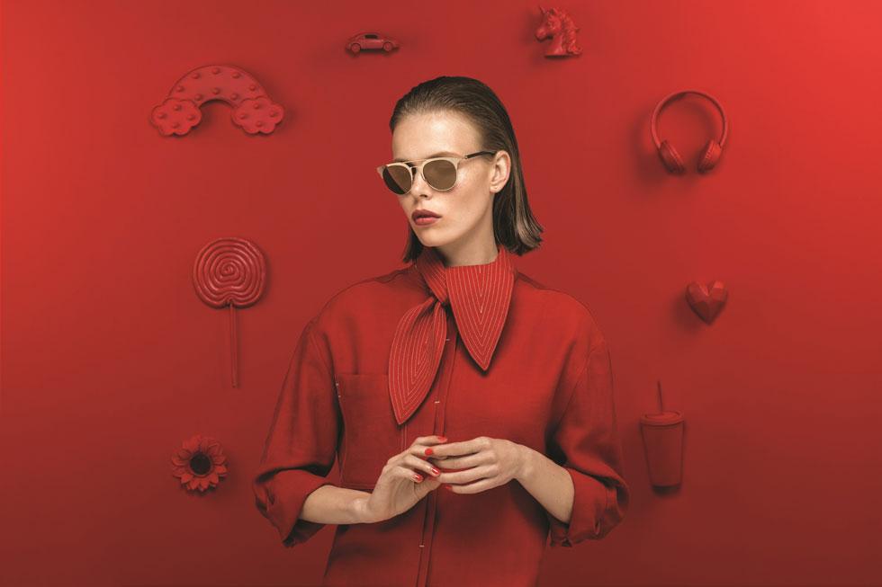 Balmain. הקולקציה מתכתבת עם המגמות הבולטות ביותר בעולם האופנה  (צילום: אוהד רומנו)