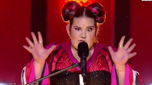 Netta Barzilai reached the Eurovision's finals