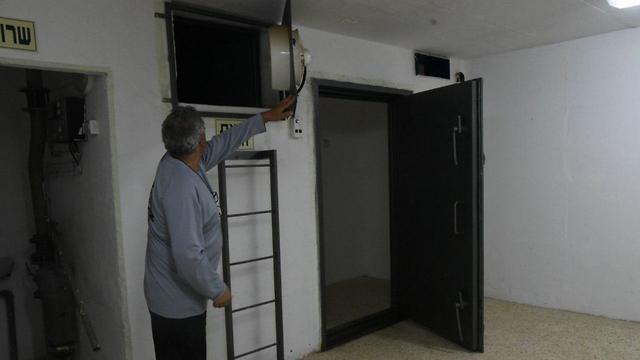 היערכות ברמת הגולן (צילום: אביהו שפירא)