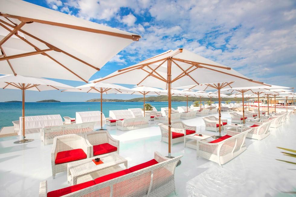 חוף En Vogue Beach Club (צילום: באדיבות קשרי תעופה)