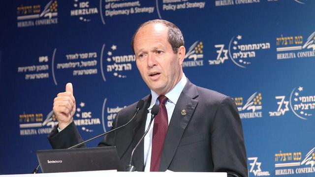Incumbent mayor Barkat announced he will forego running for another term in favor of running on the Likud's national ticket (Photo: Motti Kimchi)