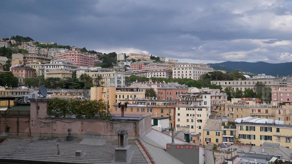 תצפית Spianata Castelletto (צילום: עדי נטף)