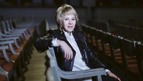 """Мария Ревякина: """"В российском театре нет цензуры, держать людей под арестом нет необходимости"""""""